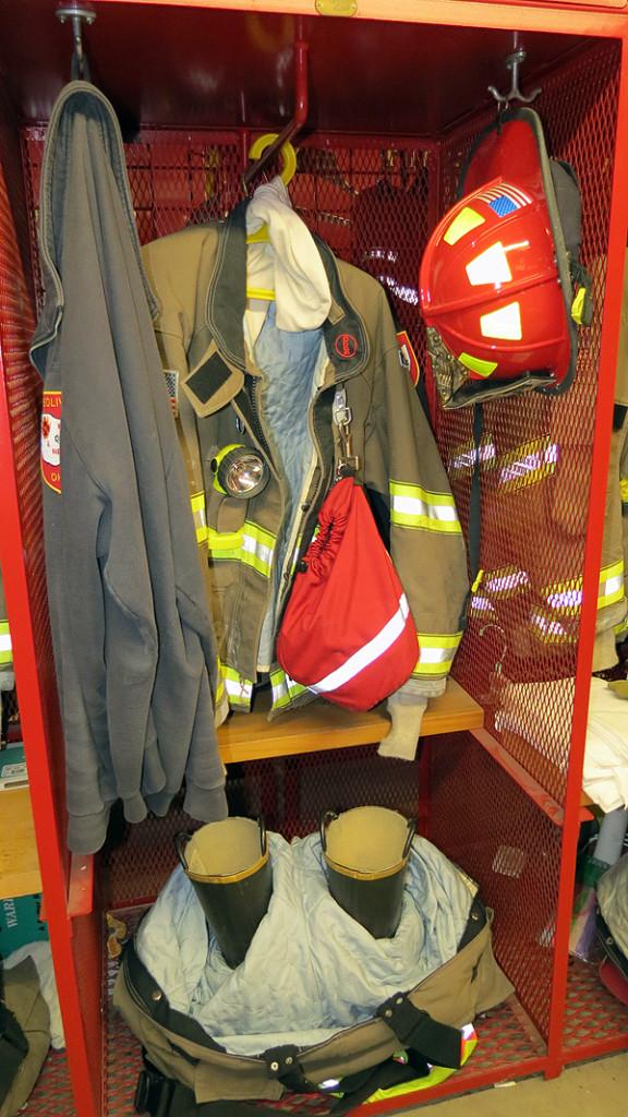 Gear Bolivar Fire Department