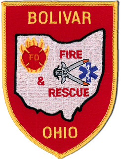 Bolivar Fire Dept patch