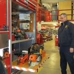 Rescue 103 - firefighting side
