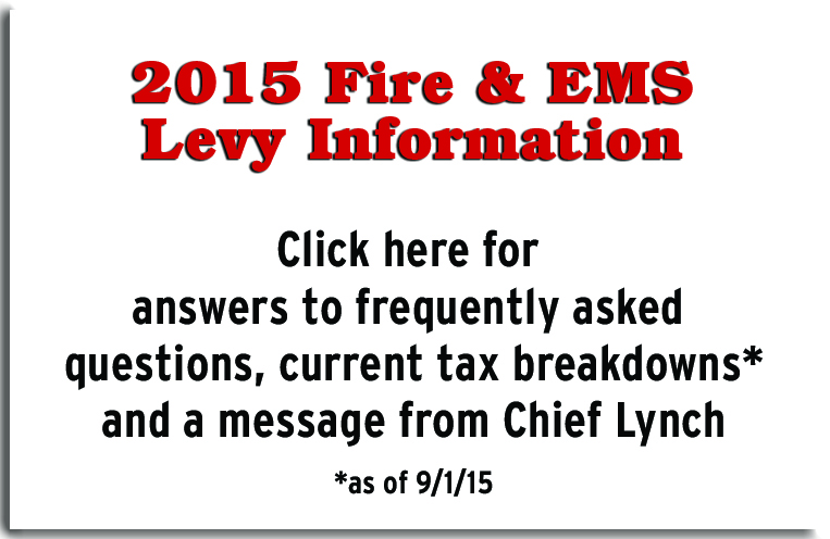 Fire & EMS Levy Info