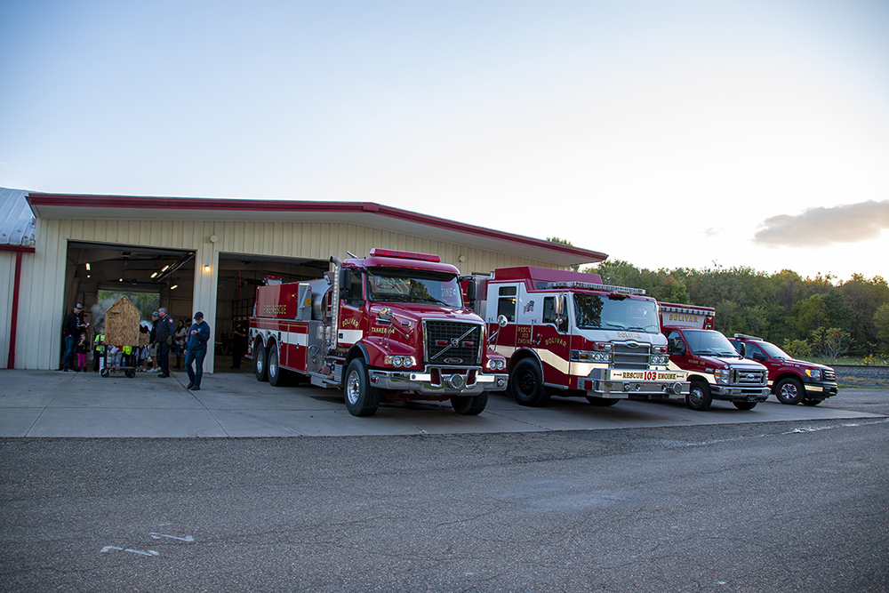 Bolivar Fire Dept 2020 Open House