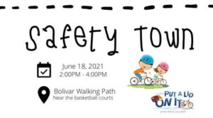 Safety Town 2021